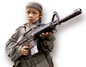 # 71  Bambini Soldato (Lavoro Minorile Parte Seconda)