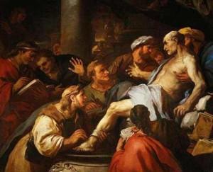 Suicidio  di Seneca