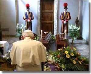 funerale guardia svizzera