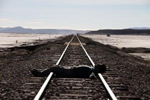 treno suicidio