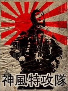 kamikaze giapponesi