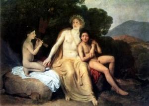 omosessualità nel mito