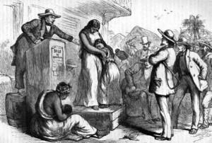 Vendita di schiave