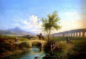 roma sparita aquedotto antoniano