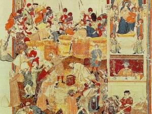 Carestia nel medioevo