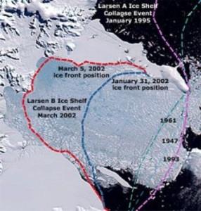 Larsen contours