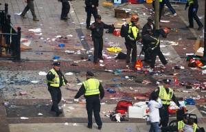 strage maratona di Boston nel 2013
