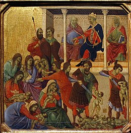 260px-Massacre_of_the_Innocents_-_Maestà_by_Duccio_-_Museo_dell'Opera_del_Duomo_-_Siena_2016