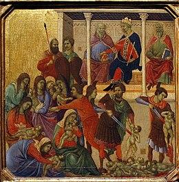 260px-Massacre_of_the_Innocents_-_Maestà_by_Duccio_-_Museo_dell'Opera_del_Duomo_-_Siena_2016